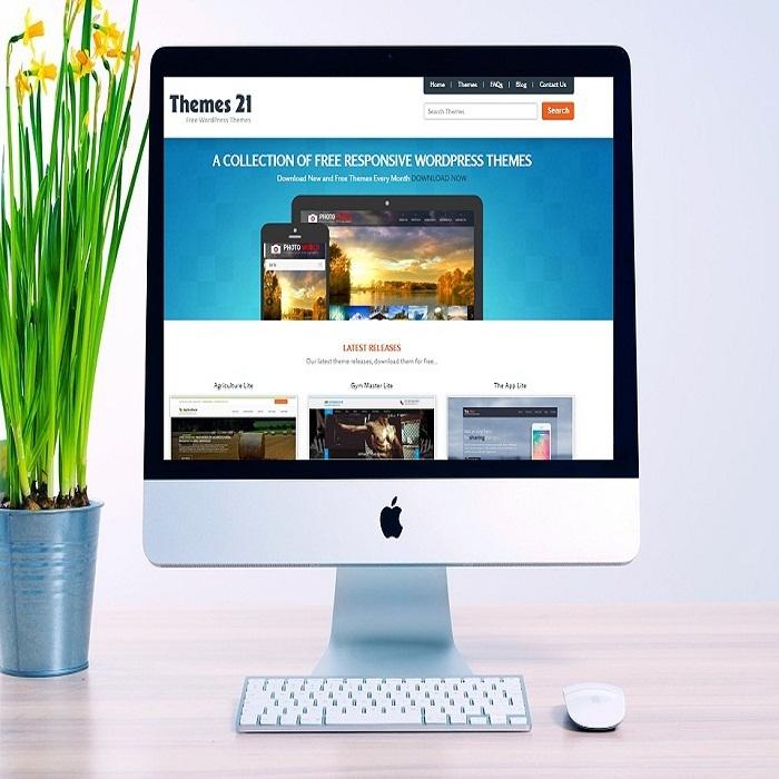 free WordPress themes banner