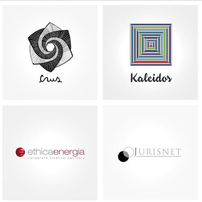 A few logos I designed